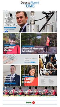 Segundo número Alumni TIME